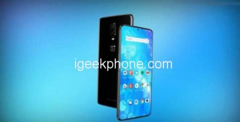 OnePlus 7 xách tay sẽ có màn hình nốt ruồi, hỗ trợ mạng 5G - 253854