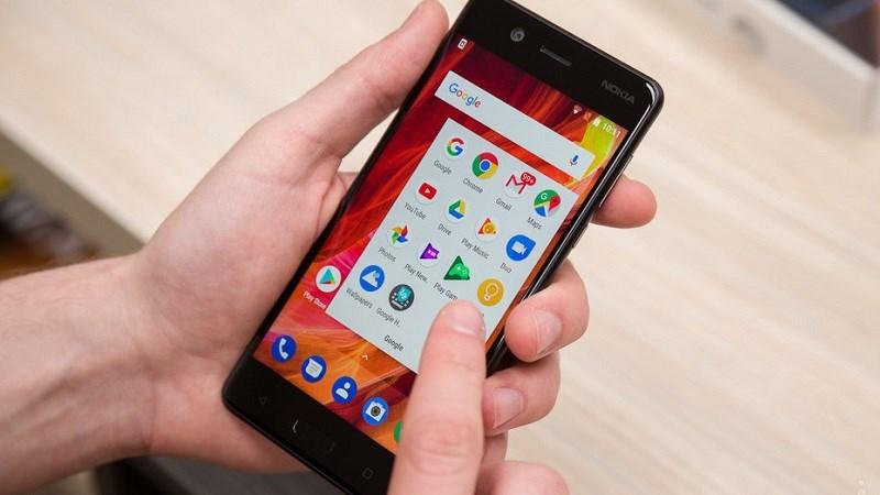 Nokia 5 (2017) tại Việt Nam chính thức được cập nhật Android 9 Pie