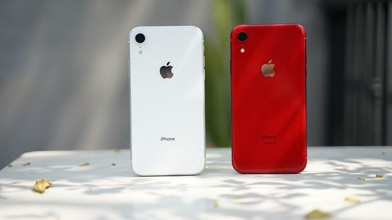 iPhone Xr bán chạy nhất tại Mỹ trong quý vừa qua