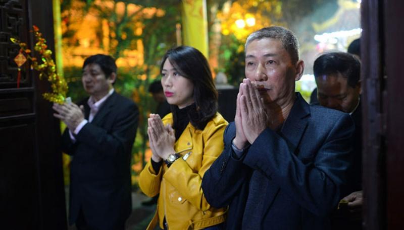 Lễ chùa, lễ đền miếu