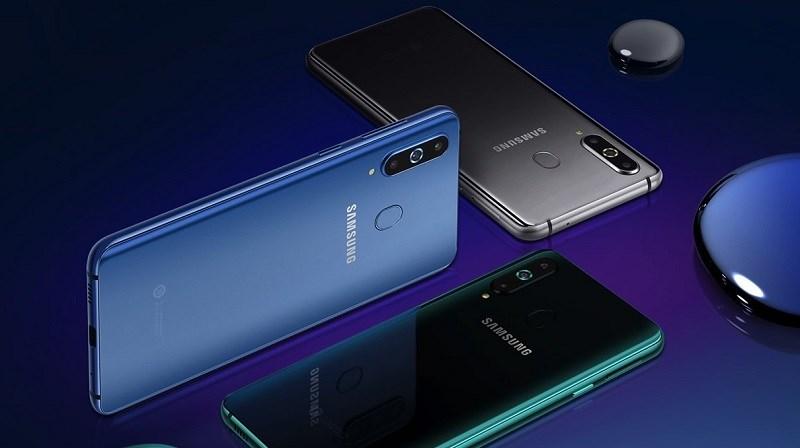 Galaxy A8s ra mắt với tên gọi Galaxy A9 Pro tại Hàn Quốc