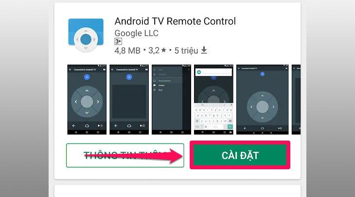 Cách điều khiển Android tivi Skyworth 2018 bằng điện thoại