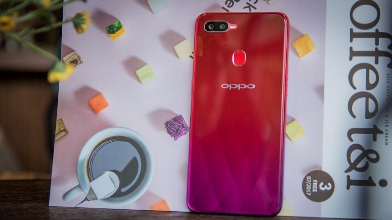 Smartphone mới của OPPO với pin 4.000 mAh được TENAA chứng nhận