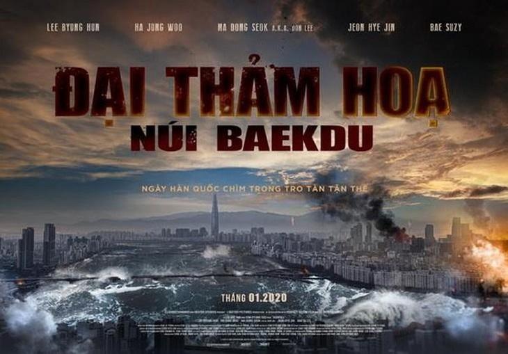 Đại Thảm Họa Núi Baekdu