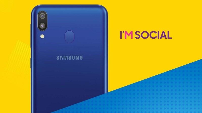 Galaxy M10, Galaxy M20 ra mắt: Thiết kế mới, camera kép, giá rẻ bất ngờ
