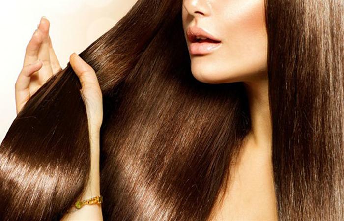 Tác dụng của silk protein với tóc