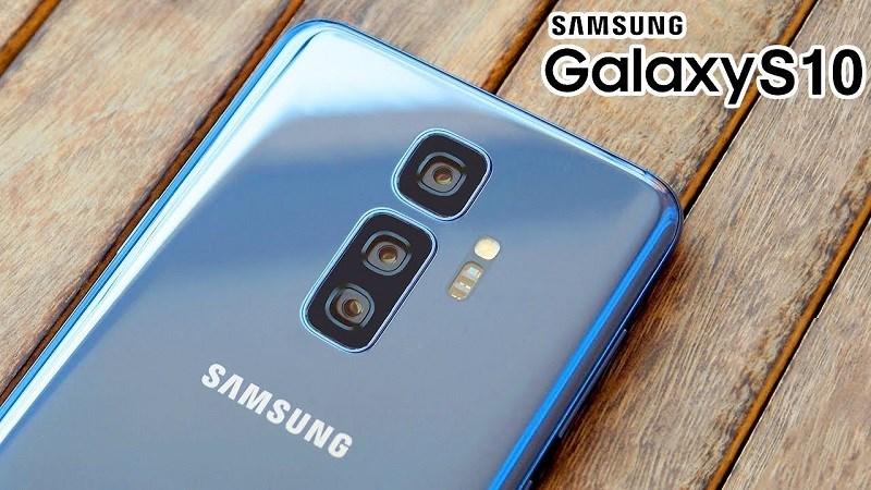 Hình ảnh Báo Chí đầu Tiên Của Galaxy S10 Và S10 Plus Xuất Hiện