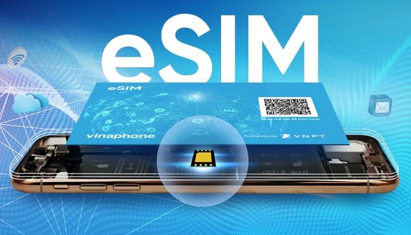 eSIM VinaPhone