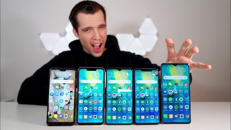 AnTuTu công bố danh sách 10 smartphone Android mạnh nhất tháng 1/2019