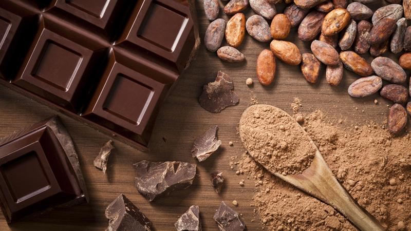 Socola được làm từ hạt cacao