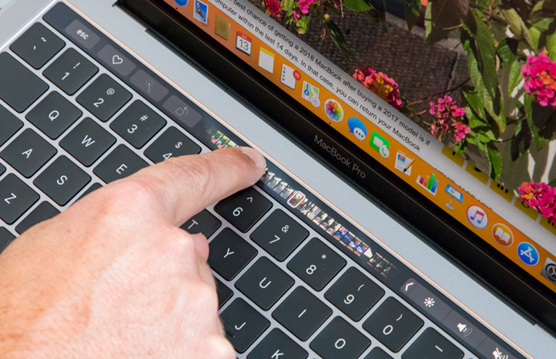 Macbook Pro Touch Bar 13 inch 2018