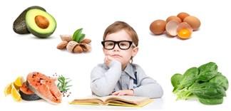 """8 thực phẩm """"đầu bảng"""" giúp tăng cường và phát triển não bộ của trẻ"""