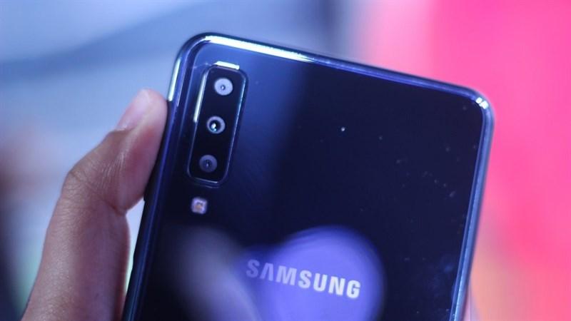 Samsung Galaxy A50 màn hình 6.22 inch đạt chứng nhận tại FCC