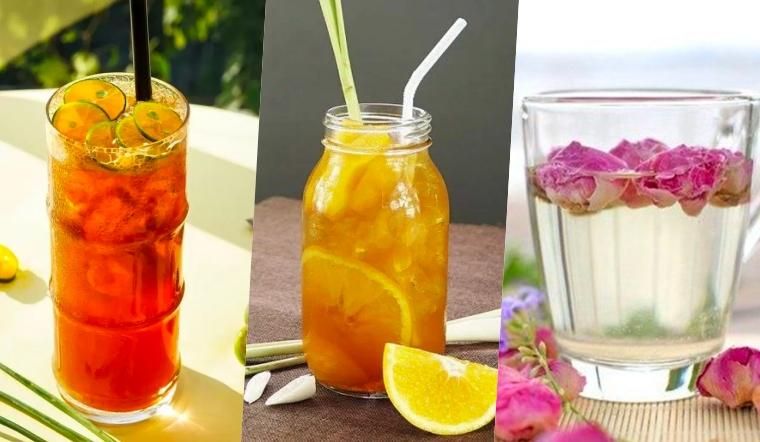 Cách làm 3 món trà giải nhiệt sau Tết cực nhanh cực ngon