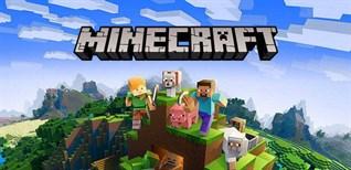 Cách tải Minecraft miễn phí trên điện thoại, laptop