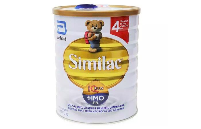 Sữa công thức chứa HMO cao