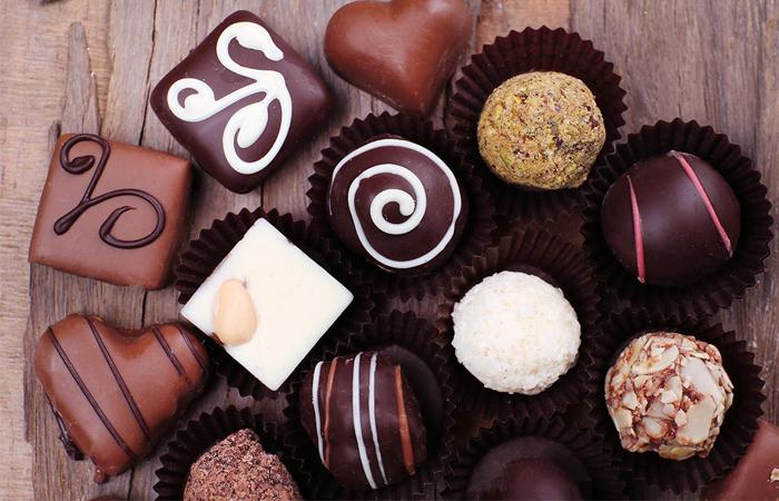 Dinh dưỡng trong socola