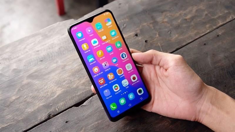 Smartphone cấu hình khá, pin khủng Vivo Y91C sẽ lên kệ độc quyền TGDĐ - ảnh 1