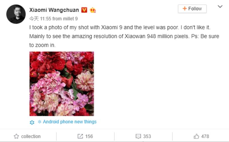 Xiaomi Mi 9 phô diễn khả năng nhiếp ảnh trước ngày ra mắt chính thức - ảnh 2