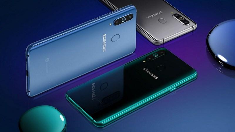 Samsung Galaxy A50, Galaxy A30, Galaxy A10 lộ toàn bộ cấu hình