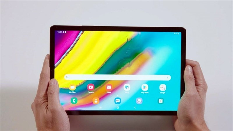 Galaxy Tab S5e màn hình AMOLED siêu mỏng và Galaxy Tab A 10.1 trình làng