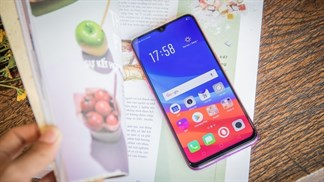 OPPO A7 32 GB bán giá độc quyền tại TGDĐ, tặng PMH 500.000 đồng