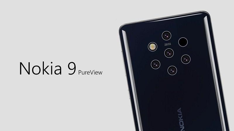 Nokia 9 PureView lộ ảnh render chính thức