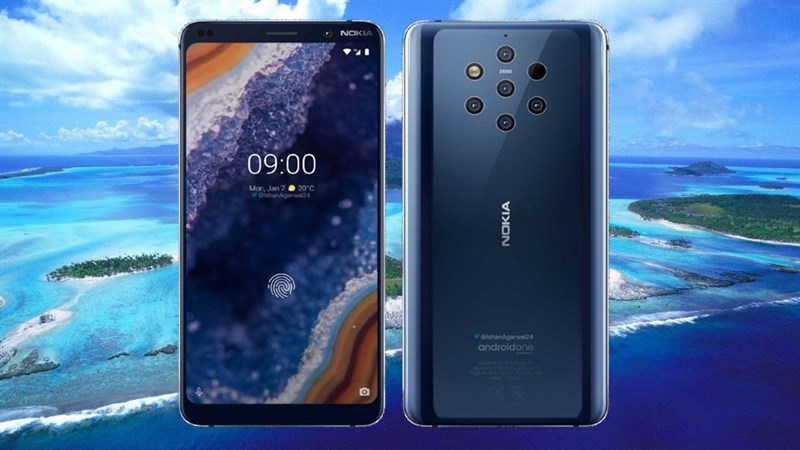 Rò rỉ giá bán của Nokia 9 PureView, Nokia 4.2, Nokia 3.2 và Nokia 1 Plus