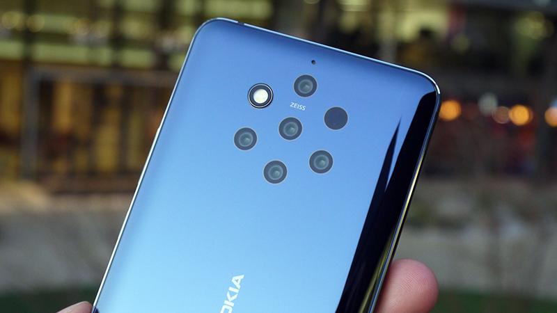 MWC 2019: Nokia 9 PureView ra mắt, 5 camera sau, giá 16 triệu