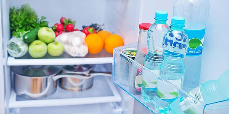 nước tủ lạnh