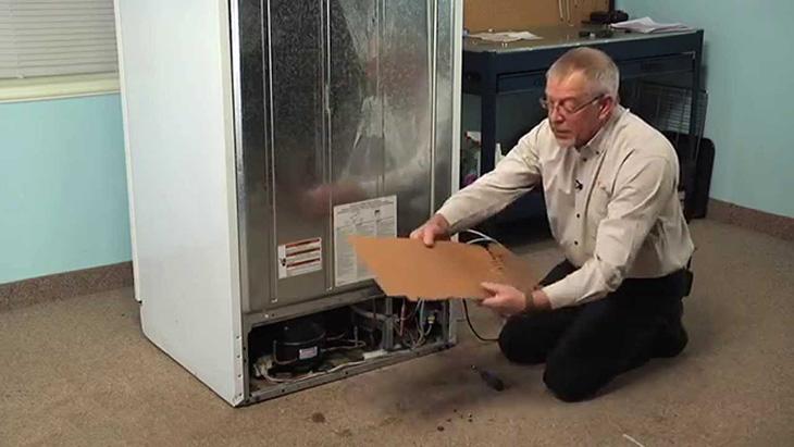 cuộn dây ngưng tủ lạnh