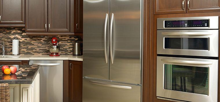 đặt tủ lạnh nơi thông thoáng