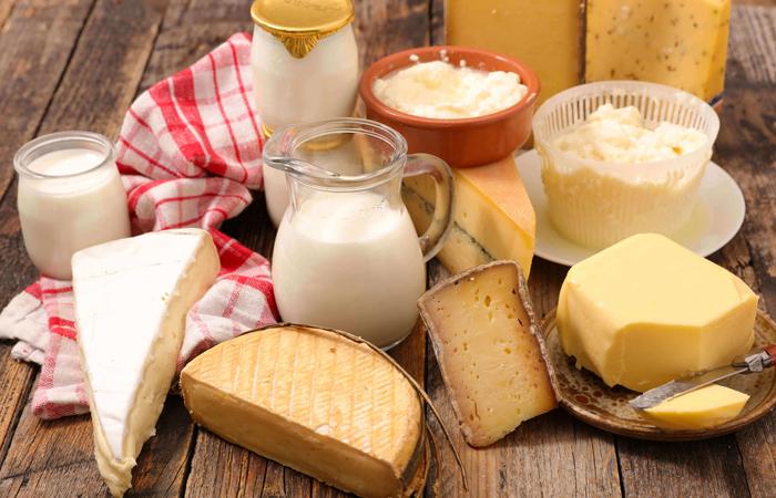 Nguồn thực phẩm cung cấp đạm whey cho cơ thể