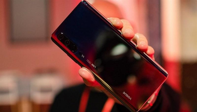 Trên tay Huawei P30 Pro