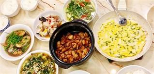3 thực đơn cho bữa cơm gia đình để các chàng trổ tài với mẹ, vợ hoặc bạn gái cực đơn giản