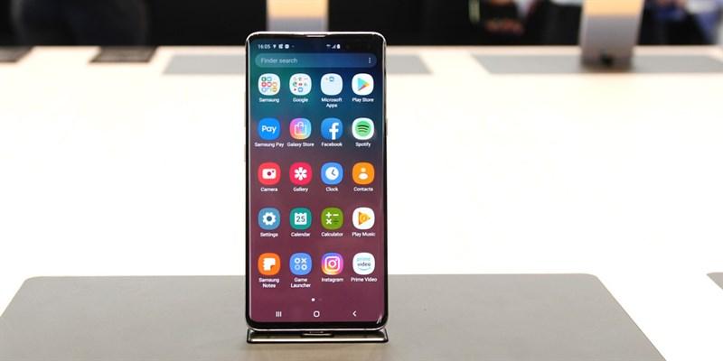 Đây là 6 tính năng hàng đầu trên Samsung Galaxy S10 5G