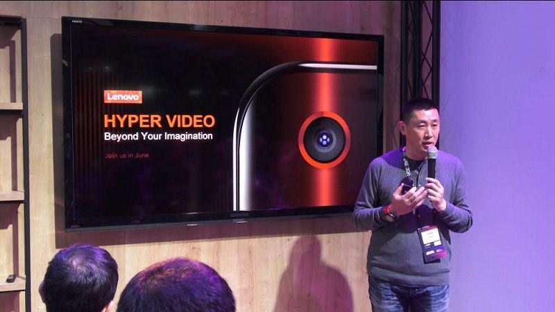 Lenovo Z6 Pro sẽ là điện thoại 5G có camera Hyper Vision