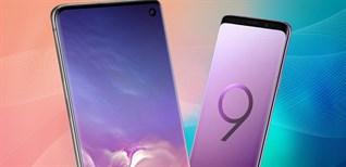So sánh Galaxy S10 và Galaxy S9: Dòng Galaxy S đã lột xác như thế nào?