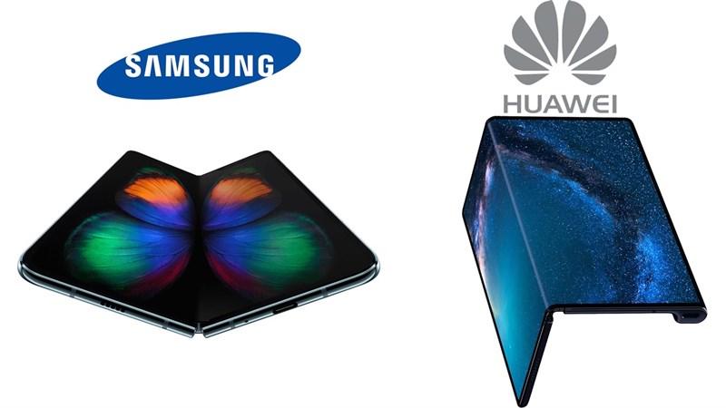 CEO Huawei chê thiết kế của smartphone màn hình gập Galaxy Fold