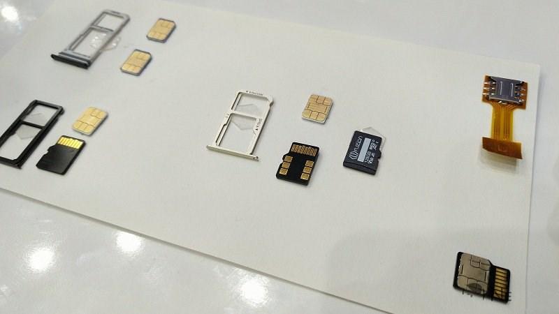 MWC 2019: Thẻ FuZion cho phép dùng 2 SIM và 1 thẻ nhớ trên smartphone
