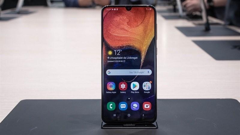 Rò rỉ giá bán Galaxy A40 tại thị trường châu Âu