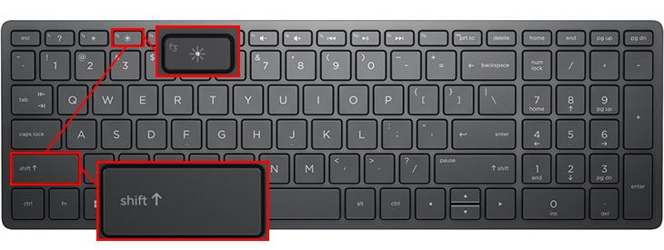 Sử dụng phím tắt để chuyển đổi giữa chữ hoa và chữ thường trong Word