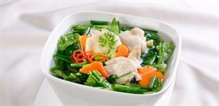 Rau bina là rau gì? 4 món ăn ngon với rau bina giàu dinh dưỡng cho mọi lứa tuổi