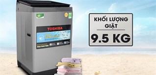 Đánh giá tổng quan máy giặt Toshiba Inverter 9.5 Kg AW-UH1050GV DS