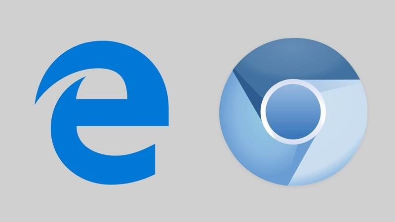 Đây là giao diện trình duyệt dựa trên Chromium thay thế Microsoft Edge