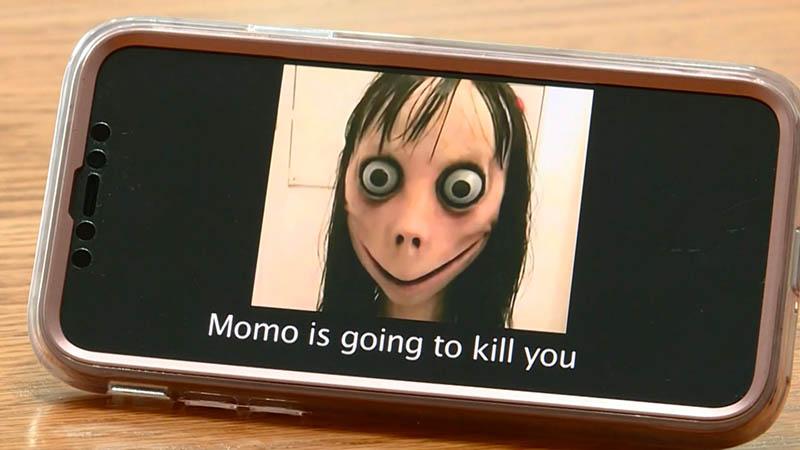 momo-challenge