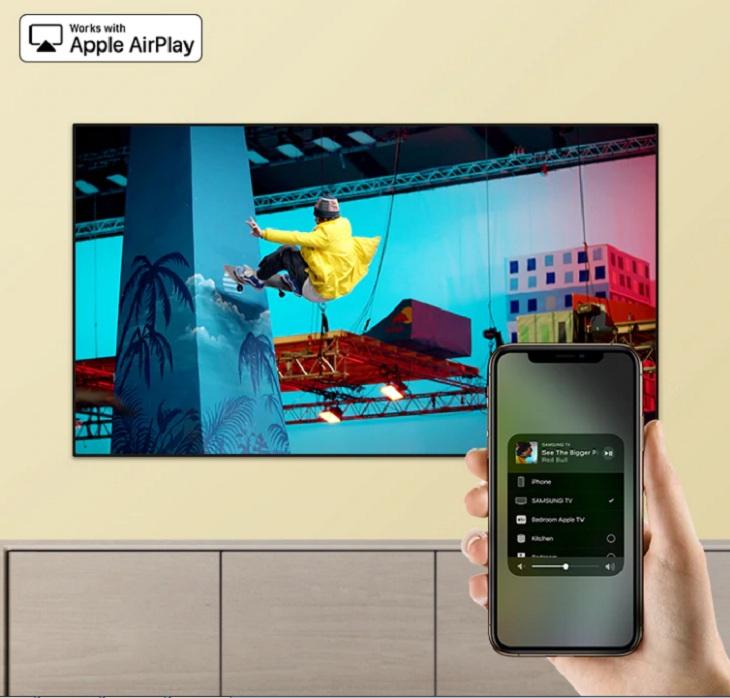 Tính năng AirPlay 2