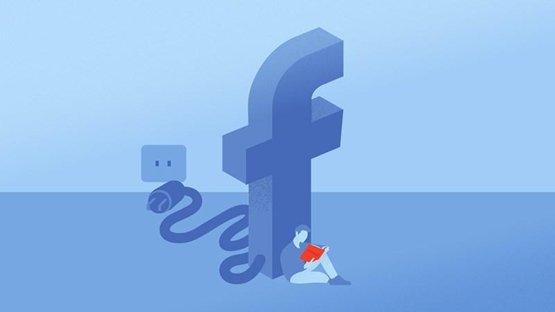 Facebook đang bị mất kết nối, không thể truy cập được - ảnh 1