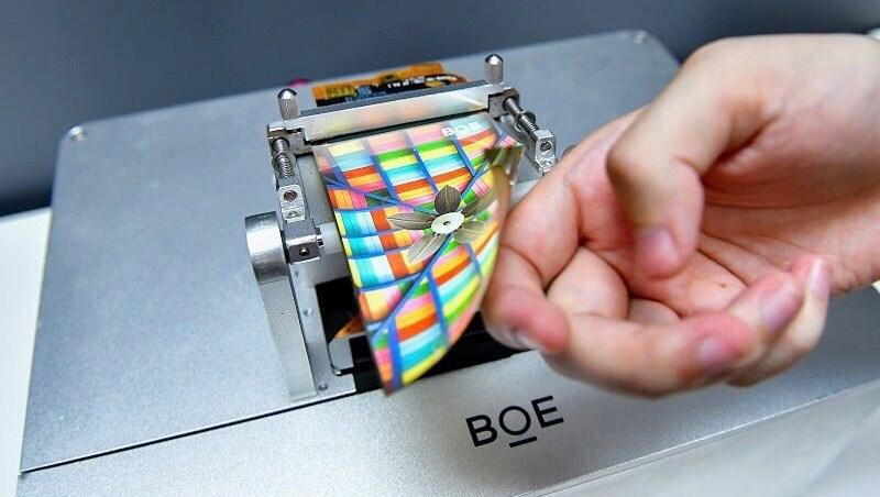 BOE cạnh tranh với Samsung để cung cấp màn hình cho iPhone thế hệ mới