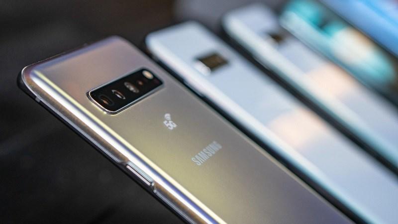 Galaxy S10 5G đạt tốc độ kết nối mạng di động lên tới 2.7 Gbps
